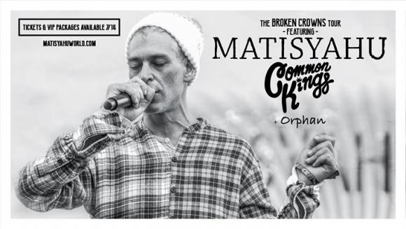 Matisyahu & Common Kings at Stubb's BBQ
