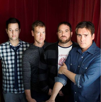 Jimmy Eat World at Stubb's BBQ