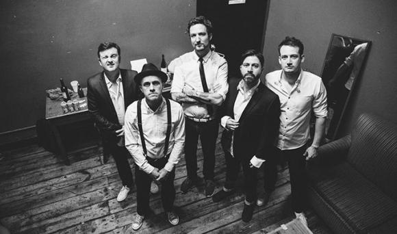 Frank Turner and The Sleeping Souls, Lucero - The Band & The Menzingers at Stubb's BBQ