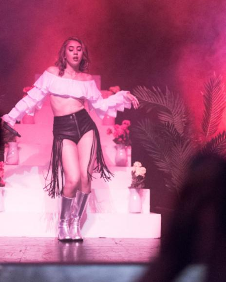 Kali Uchis at Stubb's BBQ