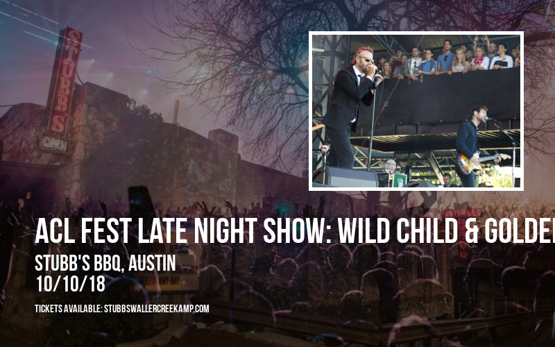 ACL Fest Late Night Show: Wild Child & Golden Dawn Arkestra at Stubb's BBQ
