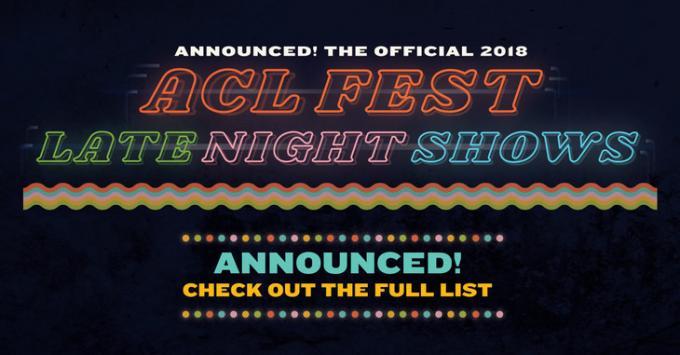 ACL Fest Late Night Show: Wild Child & Golden Dawn Arkestra at Stubb's BBQ
