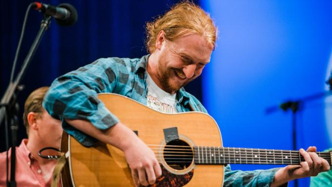 Tyler Childers at Stubb's BBQ