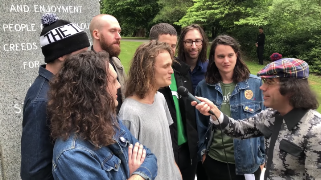 King Gizzard and The Lizard Wizard at Stubb's BBQ