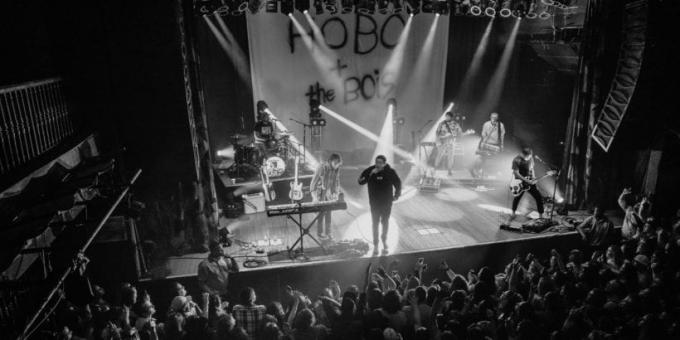 Hobo Johnson & The Lovemakers at Stubb's BBQ