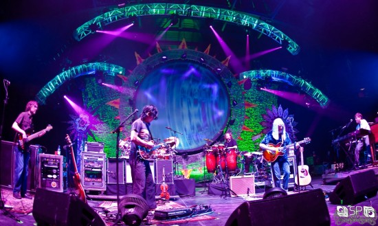 String Cheese Incident at Stubb's BBQ