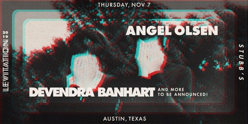 Angel Olsen, Devendra Banhart & Vagabon at Stubb's BBQ