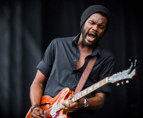 Gary Clark Jr. at Stubb's BBQ