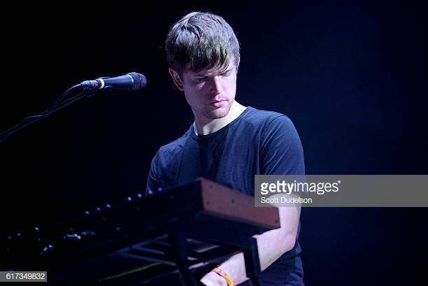 James Blake - Musician at Stubb's BBQ