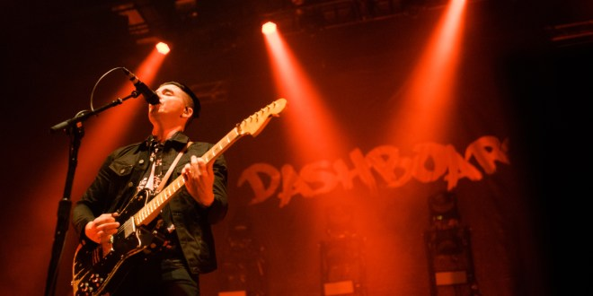 Dashboard Confessional at Stubb's BBQ