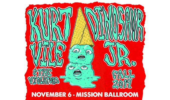 Kurt Vile and The Violators & Dinosaur Jr. at Stubb's BBQ