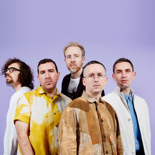 Hot Chip at Stubb's BBQ