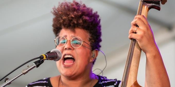 Brittany Howard at Stubb's BBQ
