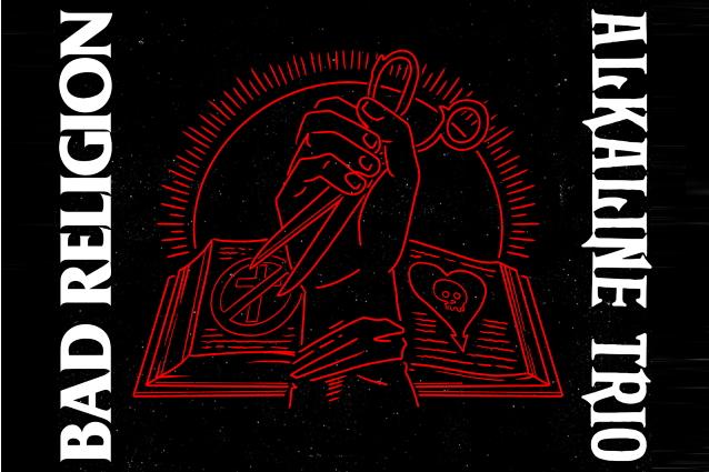 Bad Religion & Alkaline Trio [POSTPONED] at Stubbs BBQ Waller Creek Amphitheater