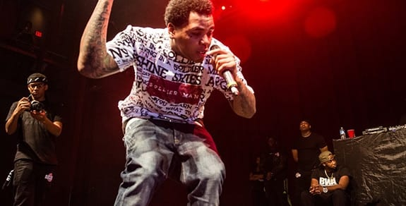 Kevin Gates [POSTPONED] at Stubbs BBQ Waller Creek Amphitheater