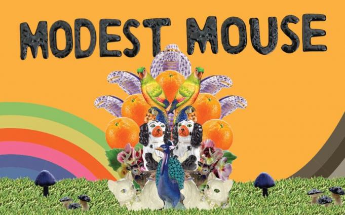 Modest Mouse & Empath at Stubbs BBQ Waller Creek Amphitheater