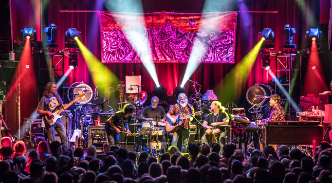 String Cheese Incident - 3 Day Pass at Stubbs BBQ Waller Creek Amphitheater