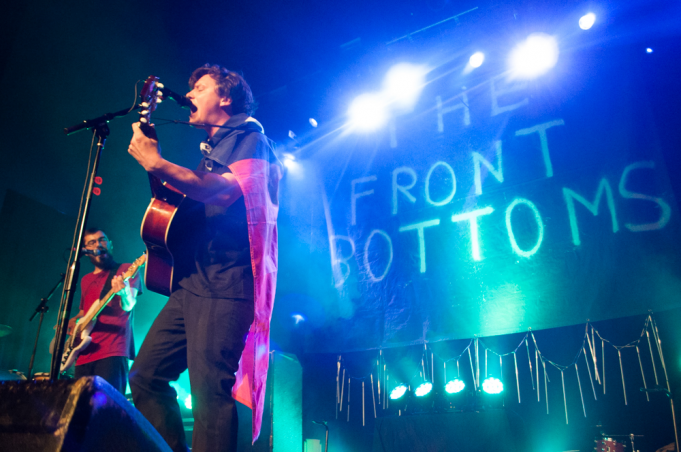 The Front Bottoms at Stubbs BBQ Waller Creek Amphitheater